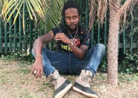 Popcaan Goes to Church Stoned