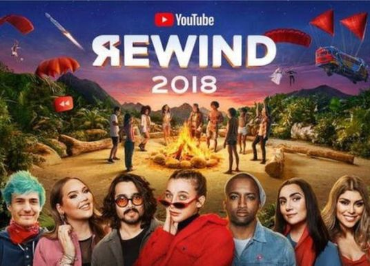 YouTube Rewind 2018 becomes site's second-most disliked video
