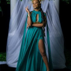 """Miss Vincentian Chocolate - Megan Greaves - """"Gaia - Goddess of Earth"""""""