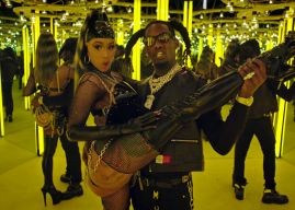 Video: Offset Feat. Cardi B – 'Clout'
