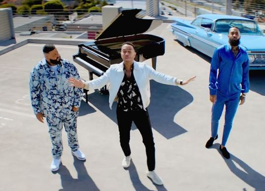 Video: DJ Khaled feat. Nipsey Hussle & John Legend – 'Higher'