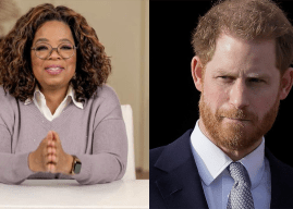 Oprah Winfrey and Prince Harry are teaming up for a series that will delve into mental health show