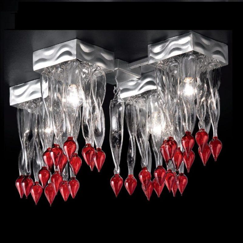 Lamp Di Partizia Volpato Palfoniera Alaska 531/PL1