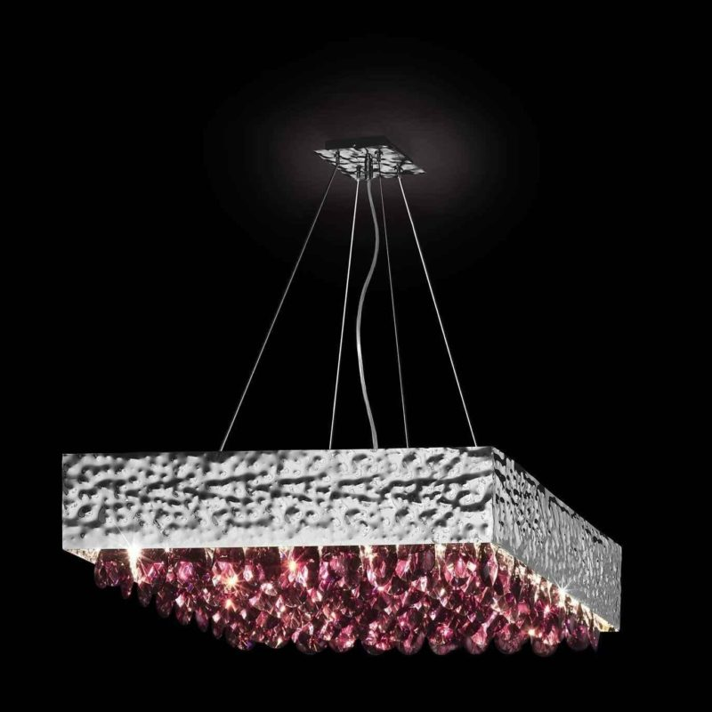Patrizia Volpato Sospensione Magma 450/S60 Cristallo Trasparente