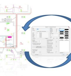 magicad electrical draw quickly and accurately in 2d or 3d magicad autocad conduit wiring diagram 2015 [ 1600 x 598 Pixel ]
