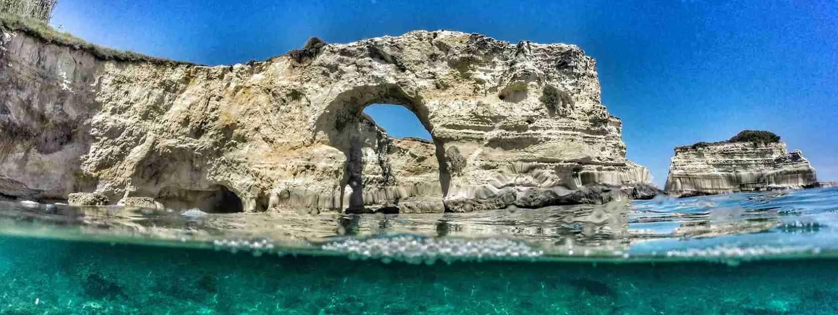 Il meravigliso Salento, a due passi dalla città di Lecce. Un luogo perfetto per un soggiorno estivo con una escort Lecce.