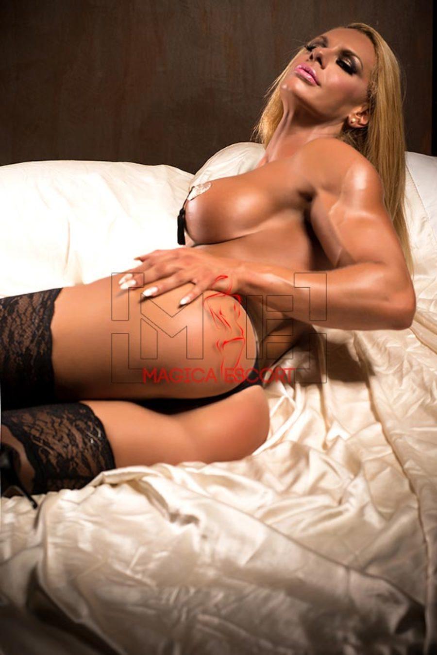 Larissa escort Roma in tutta la sua sensualità.