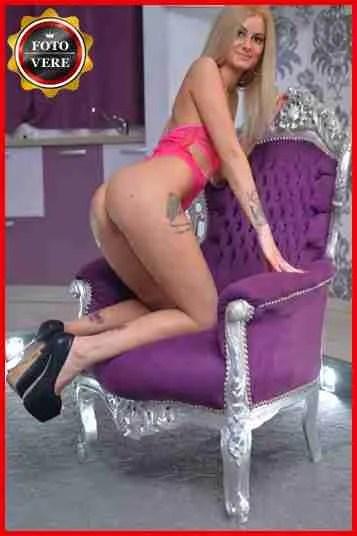 Alexandra escort Milano è una giovane accompagnatrice con un corpo perfetto.