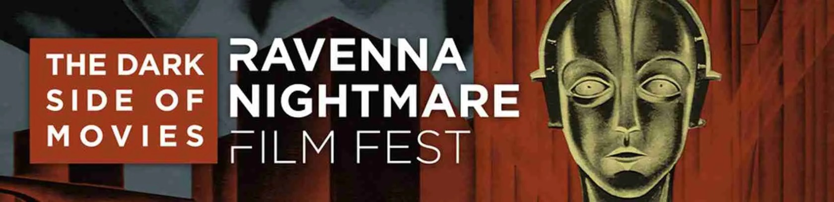 Le escort Ravenna amano la tensione che si respira al Ravenna Nightmare Film Fest.