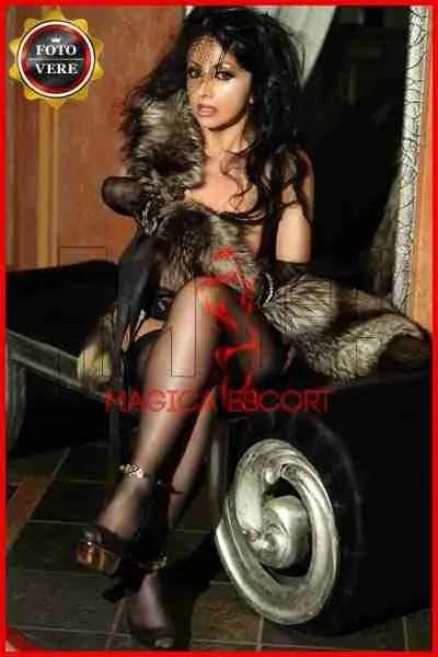 Marilena Grimaldi top class escort italiana. Magica Escort