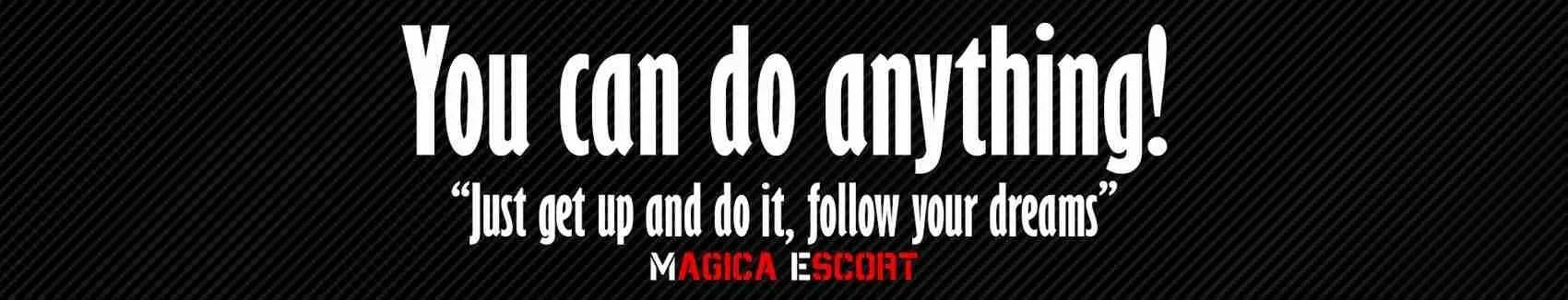 Escort new entry in Italia. Magica Escort