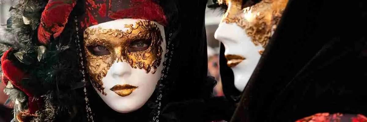 Incontri erotici in maschera a Venezia. Magica Escort