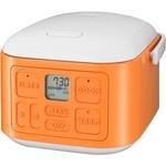 サンヨー 3合炊飯器 vita cube ECJ-XQ30 オレンジ
