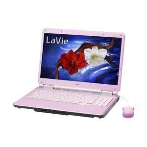 NEC PC-LL750BS1BP (ノートパソコン)