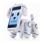 【取材動画】顔がiPhonの次世代ペットロボット『DEBUT!』 in東京おもちゃショー2012