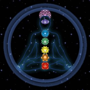 Prep: been doing the Chakra work