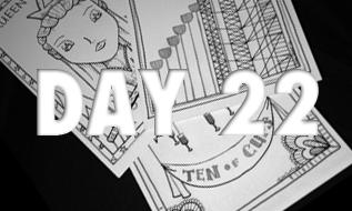 Prosperity Talisman Bag: Day 22