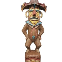 Play Kitchen For Toddler Lowes Stainless Steel Sinks Disney Enchanted Tiki Room Figure - Pele Goddess Of Fire ...