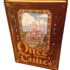 Kitchen Coffee Cart Skinny Island Disney Photo & Storage Book - Cinderella Castle Once ...