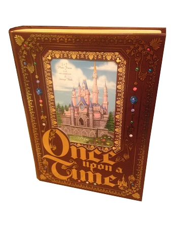 kitchen coffee cart mobile kitchens for sale disney photo & storage book - cinderella castle once ...