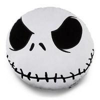 Disney Throw Pillow - Jack Skellington Cushion Plush