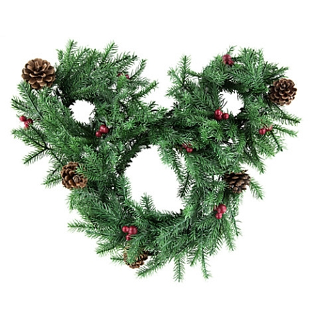 disney christmas holiday wreath
