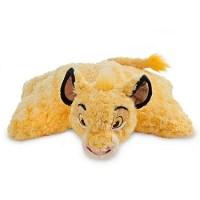 """Disney Pillow Pet - Lion King Simba Pillow Plush - 20"""""""