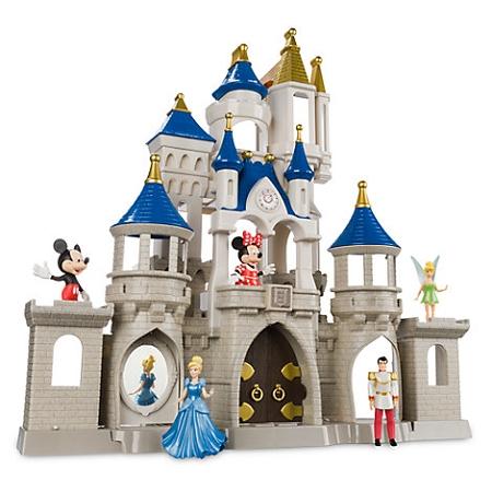 Disney Playset Cinderella Castle Light Up