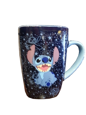 play kitchen for toddler cabinet boxes only disney coffee mug - stitch in space blue