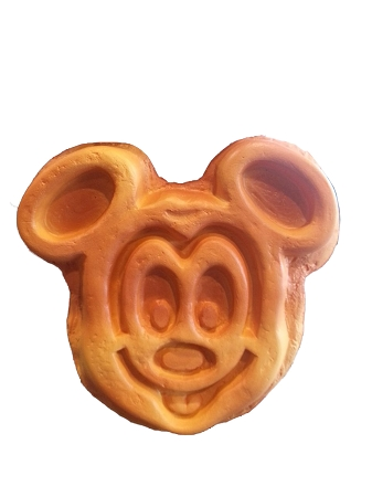 Image result for mickey mouse waffle images