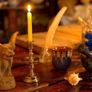 Learn more about yellow chime candles