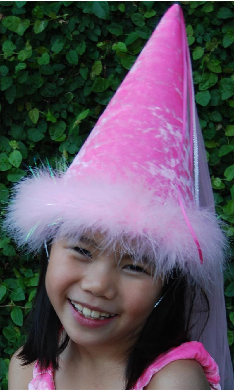 Boa Fairy Princess Hat Fffph