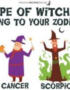 Zodiac signs and types of witches also magical recipes online rh magicalrecipesonline