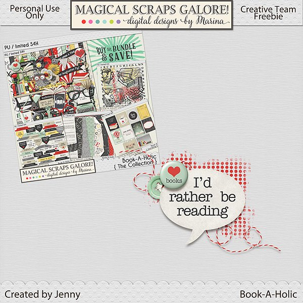 http://www.magicalscrapsgalore.com/2019/05/new-collection-book-a-holic-featured-product-and-a-freebie-for-you.html