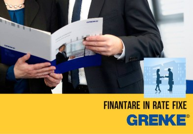 Finantare in rate fixe !