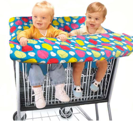 Protetor carrinho bebê