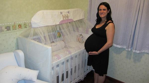 quarto bebê seguro
