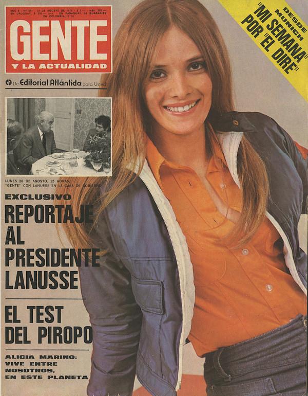Revista Gente y la actualidad 31081972