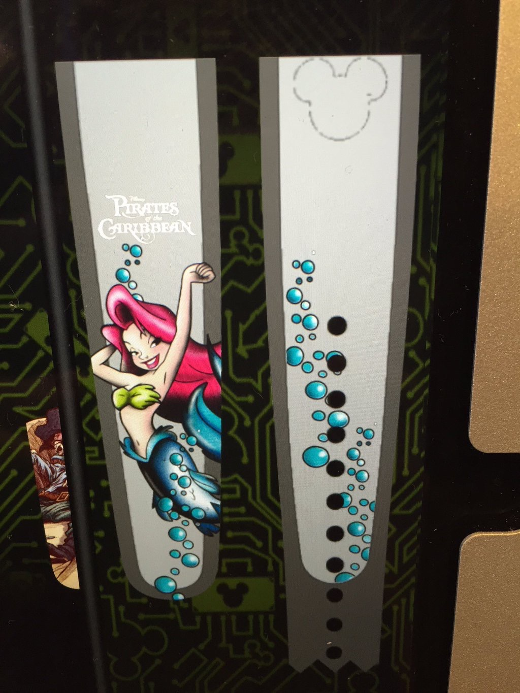 Even more MagicBand On Demand designs released including