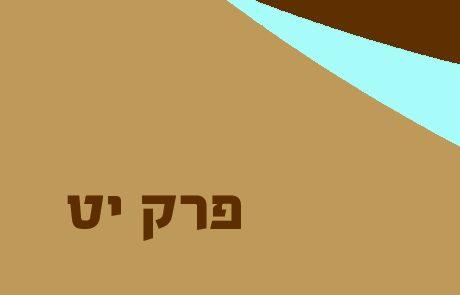 מלכים א פרק יט – אליהו בהר האלהים