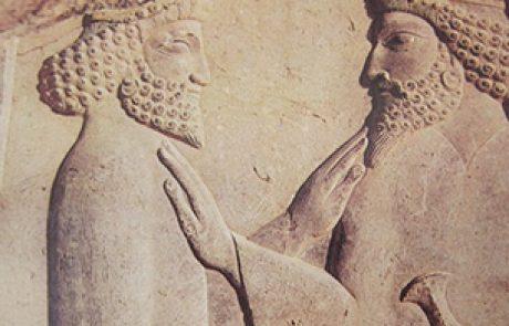 דמויות המגילה: אסתר, מרדכי, אחשוורוש וושתי