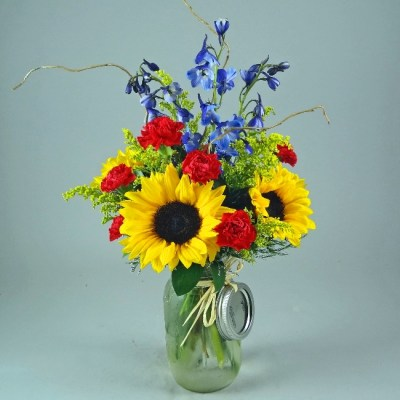 A Sunshine Bouquet