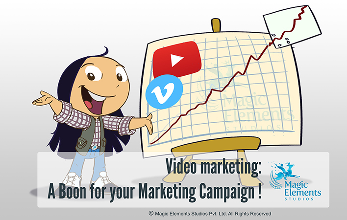 Video marketing with Magic Elements Studios Mumbai