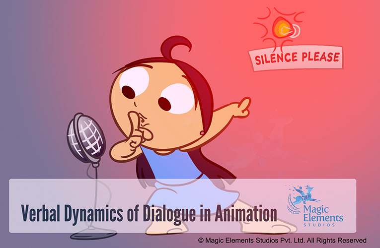 Verbal Dynamics Of Dialogues in Animation