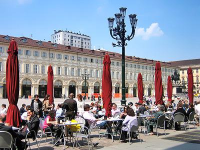 March de Turin  Magic Evasion Groupe