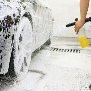 ผลิตภัณฑ์แชมพูล้างรถ