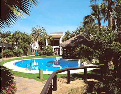 Hotel Rincon Andaluz 4   Marbella  Andalousie  Magiclub Voyages