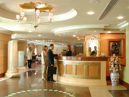 Hotel Eresin Crown Catgorie Spciale De Luxe Istanbul