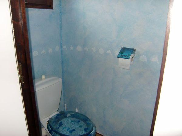 Pochoirs toilettes