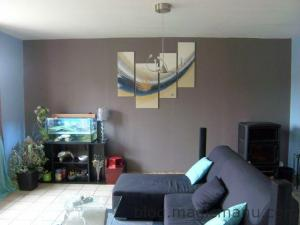 Blog de magicmanu :Aménagement de notre maison, Peinture Salon - Salle à manger